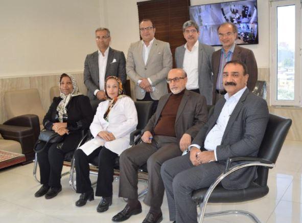 دكتر محمد طه جلالي به عنوان مديرعامل بيمارستان تخصصي و فوق تخصصي آپادانا منصوب گرديد
